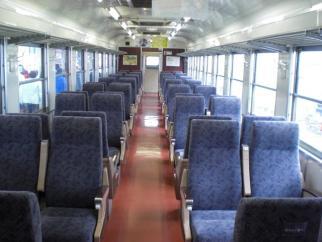 クモハ169-6車内写真