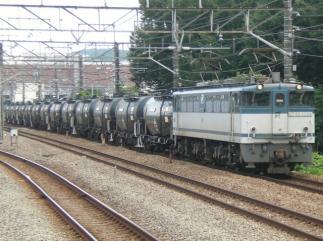 横田基地石油輸送