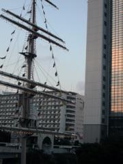 竹芝桟橋のマスト1