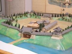 2.宇都宮城模型