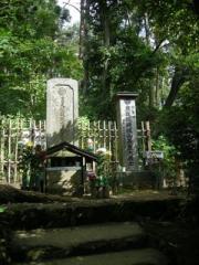9.近藤勇の墓