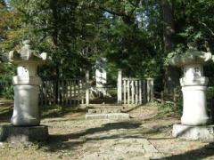 18.九代容保の墓
