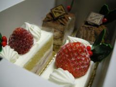 2.ケーキ