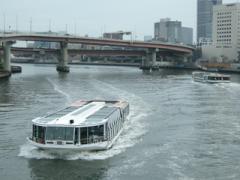 7.東京湾へ