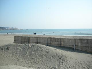 17.由比ガ浜