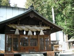 8.諏訪大社春宮