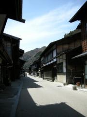3.奈良井の街