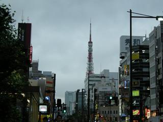 3.東京タワー側