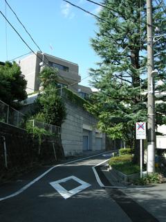13.茶屋坂入口