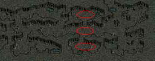 呪いを受けたミズナの洞窟B2
