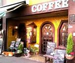 Cafe'のらくろ