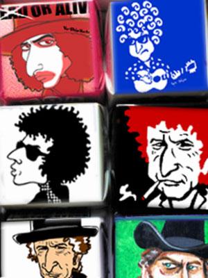Bob Dylan Tirol Chocolate