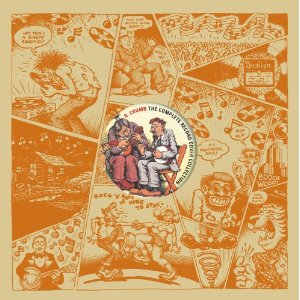 The Complete Record Cover Collection / Robert Crumb