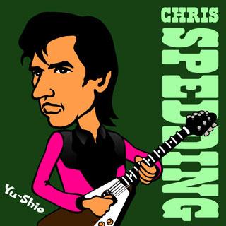 Chris Spedding