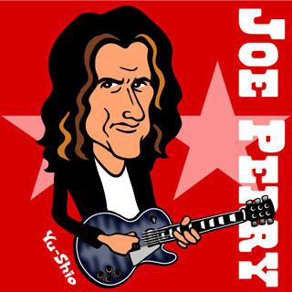 Joe Perry Aerosmith