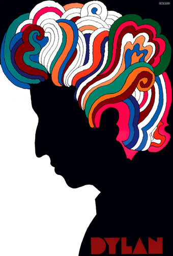 Milton Glaser Dylan
