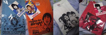 EverydayRock T Shirts caricature