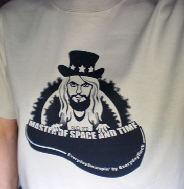 Leon Russell EverydayRock T Shirt Caricature