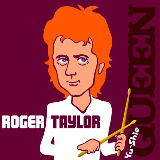 Roger Taylor Queen