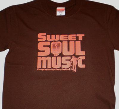 Sweet Soul Music EverydayRock Soul T Shirt