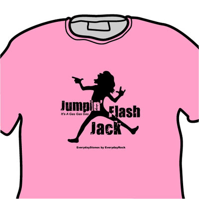 Jumpin' Jack Flash EverydayRock T Shirt