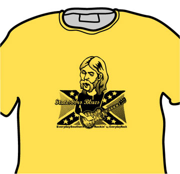 Derek & Dominos Duane Allman EverydayRock T Shirt