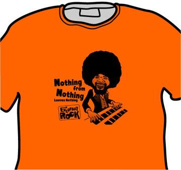Billy Preston EverydayRock T Shirt