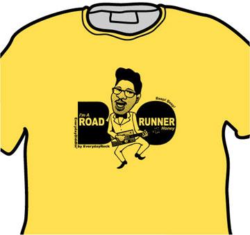 Bo Diddley EverydayRock T Shirt