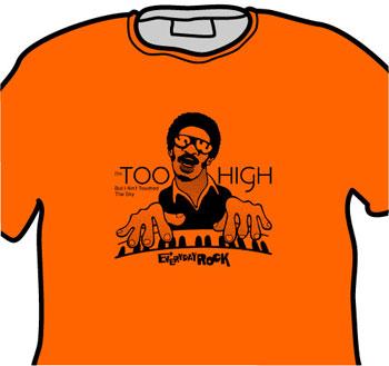 Stevie Wonder EverydayRock T Shirt