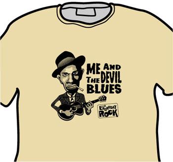 Robert Johnson EverydayRock T Shirt