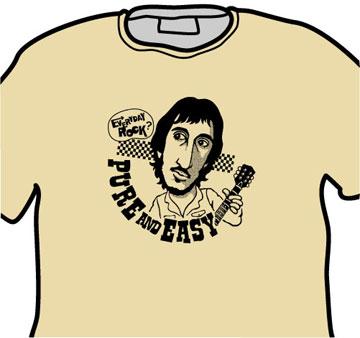 pete townshend who EverydayRock T Shirt