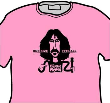 Frank Zappa EverydayRock T Shirt
