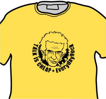 Keith Richards Rolling Stones EverydayRock T Shirt