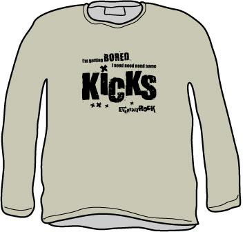 Lou Reed EverydayRock T Shirt