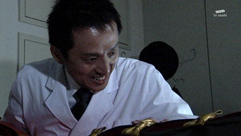 仮面ライダーW-第24話「唇にLを / 嘘つきはおまえだ」