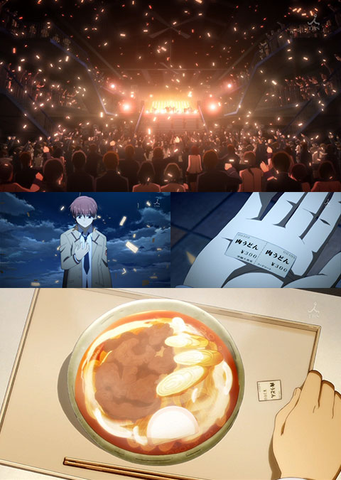 【Angel Beats!】EPISODE.01「Departure」