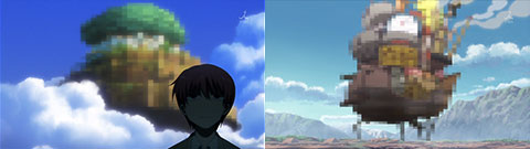 【Angel Beats!】EPISODE.03「My Song」