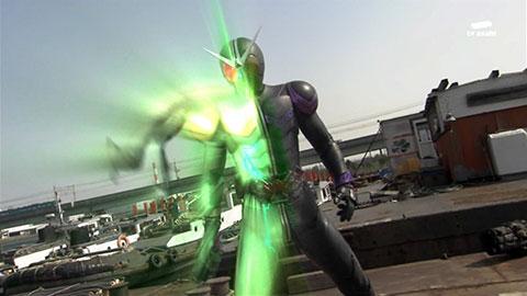 仮面ライダーW-第31話「風が呼ぶB / 野獣追うべし」