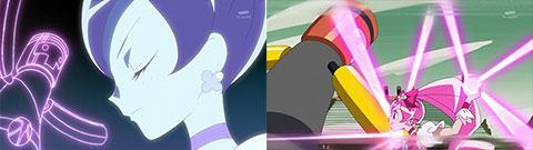 【ハートキャッチプリキュア!】第11回「アチョー!カンフーでパワーアップします!!」