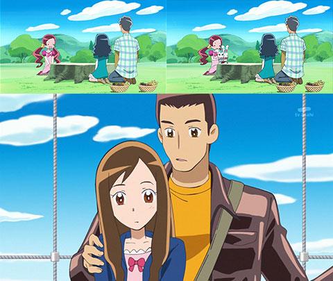 【ハートキャッチプリキュア!】第12回「ドッキドキです!プロポーズ大作戦!!」