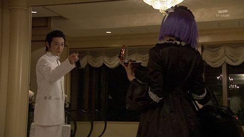 仮面ライダーW-第37話「来訪者X / 約束の橋」