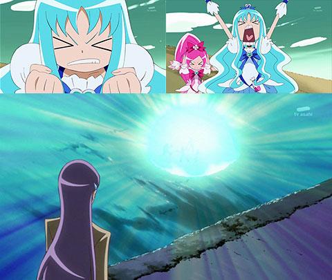 【ハートキャッチプリキュア!】第17回「認めてくださいっ!私たちのプリキュア魂!!」
