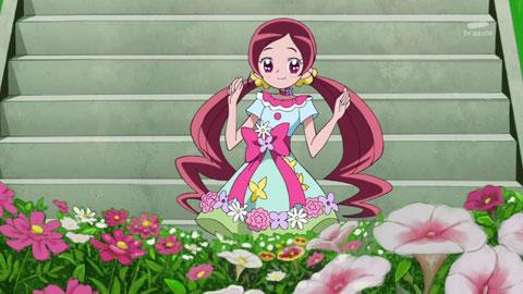【ハートキャッチプリキュア!】第29回「夏、ラストスパート!私のドレスできました!!」