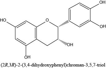 (2R,3R)-2-(3,4-dihydroxyphenyl)chroman-3,5,7-triol