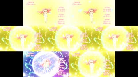 【魔法少女まどか☆マギカ】OP比較(第01話~第07話)