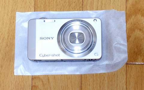 【Cyber-shot DSC-WX10】本体