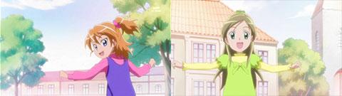 【スイートプリキュア♪】第07話「テッテケテ~!音吉さんの秘密に迫るニャ♪」