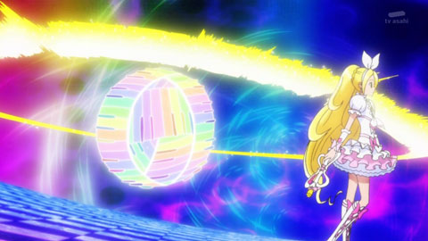 【スイートプリキュア♪】第11話「ギョギョギョ!謎のプリキュア現るニャ!」