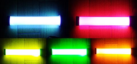【閃ブレード】5色発光
