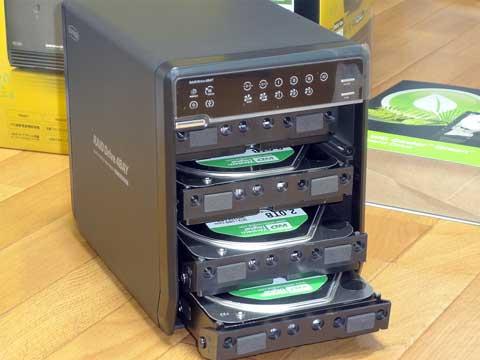 【CG-HDC4EU3500】HDD組み込み